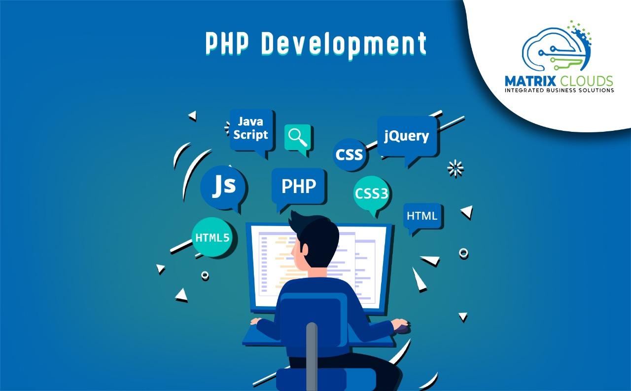 تطوير المواقع php