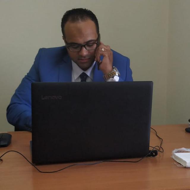 أحمد الحباك